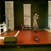 "Photo taken at Театр ""ЖИВ"" by Роман А. on 4/8/2016"