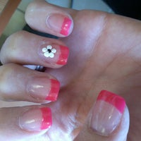 Photo taken at Nails Only by Alyssa B. on 5/10/2013