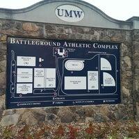 Photo taken at Battleground Athletic Complex by Donovan G. on 6/20/2013