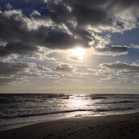 Photo taken at PAFB South Beach by Tonya W. on 12/25/2013