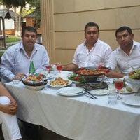 Photo taken at Gebele Restorani ,Buzovna by ömer B. on 8/15/2013
