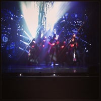 Photo taken at Michael Jackson ONE Theater by Debbie H. on 5/7/2013