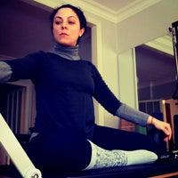 1/22/2013 tarihinde Can T.ziyaretçi tarafından Taxim Pilates - Nisantasi'de çekilen fotoğraf