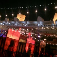 Photo taken at Queen Mary's Dark Harbor by Arnel B. on 10/18/2013