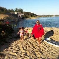 Photo taken at Riley's Beach by Jordan N. on 9/22/2012