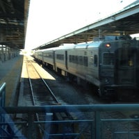 Photo taken at NJT - Atlantic City Terminal (ACRL) by Kate M. on 9/17/2012