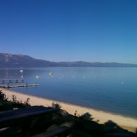 Photo taken at South Lake Tahoe Recreation Area by Starr G. on 10/1/2012