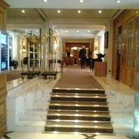 Photo taken at Hôtel Baltimore by Cristina M. on 7/16/2013