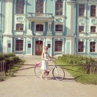 Photo taken at Санкт-Петербургская Международная Школа by Liana on 6/22/2013