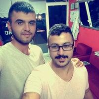 Photo taken at Karizma Erkek Kuaförü by Ibrahim P. on 10/1/2015