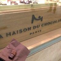 รูปภาพถ่ายที่ La Maison du Chocolat โดย Jane P. เมื่อ 11/19/2012
