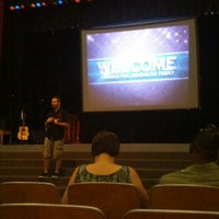 Photo taken at Calvary Chapel Aurora by Sean C. on 7/14/2013