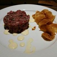 Photo taken at Chianina Steakhouse by Marek M. on 9/25/2014