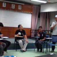 Photo taken at Seminar Room CFS by Aira A. on 2/26/2015