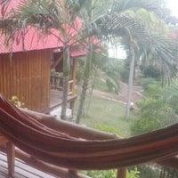 Photo taken at Bounty Resort Koh Phangan by Odette Ò. on 5/21/2016