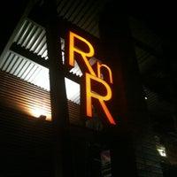 Photo taken at RnR Restaurant & Bar by Lenny M. on 3/3/2013