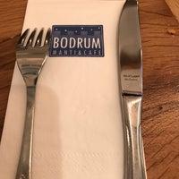 3/15/2018 tarihinde Veli B.ziyaretçi tarafından Bodrum Mantı & Cafe'de çekilen fotoğraf