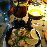 Photo taken at Ceviche Tapas Bar & Restaurant by Michelle Q. on 10/4/2012