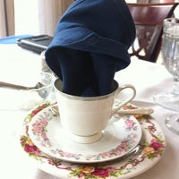 Photo taken at Empress Tea Room by Michelle Q. on 3/1/2013