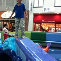 Photo taken at Westfield Play Area by Michelle Q. on 11/1/2012