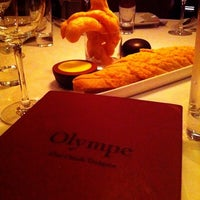 Photo taken at Olympe by Andre S. on 10/30/2012