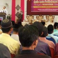 Photo taken at Sekolah SABAR by Saifun Nizam O. on 10/3/2012