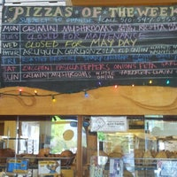 Photo taken at Arizmendi Bakery & Pizzeria by Thetotol P. on 5/5/2013
