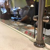 Photo taken at Bruegger's Bagels by Nick N. on 2/24/2017
