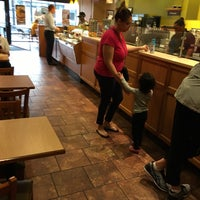 Photo taken at Bruegger's Bagels by Nick N. on 4/29/2017