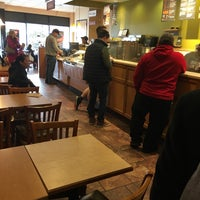Photo taken at Bruegger's Bagels by Nick N. on 3/19/2017
