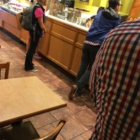 Photo taken at Bruegger's Bagels by Nick N. on 4/22/2017