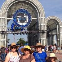 Photo taken at SeaWorld San Antonio by Mariana P. on 7/4/2013
