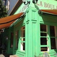 Photo taken at La Boulangerie de San Francisco by Marc S. on 4/11/2013