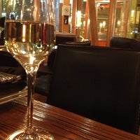 Photo taken at 13.5% Wine Bar by Jeremy B. on 1/23/2013