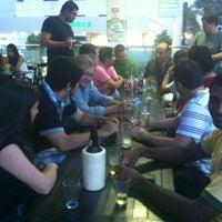 Photo taken at Restaurante e Choperia Ilha do Sol by Kelly C. on 3/16/2013