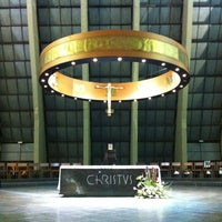 Photo taken at Catedral Metropolitana de Nossa Senhora da Apresentação by Antonio L. on 2/1/2013