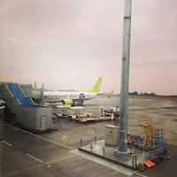 Photo taken at Gate 3 by KEISUKE K. on 3/19/2014