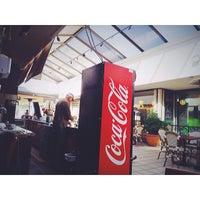 Photo taken at Julie's Cafe by Aziz M. on 2/24/2014