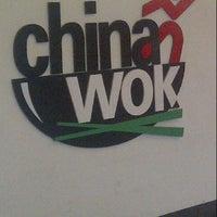 Photo taken at China Wok by John L. on 4/11/2013