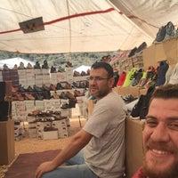 Photo taken at Kaş Marina Market by Orhan Ş. on 10/28/2016