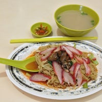 Photo taken at Koka Wanton Noodles by Feng Run C. on 9/7/2013