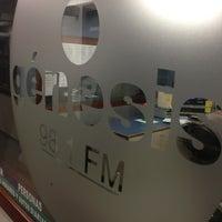 Photo taken at Genesis 98.1 FM by Alex L. on 2/20/2013