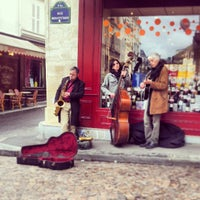 Photo prise au Rue Mouffetard par Zied L. le4/11/2013