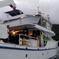 Photo taken at Argos Undersea Hunter by Diana on 9/28/2013