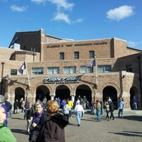 Photo taken at Alaska Airlines Arena by Gary L. on 3/3/2013