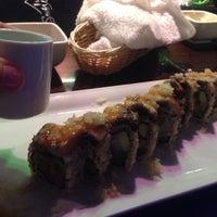 Photo taken at Sushi Yama Asian Bistro by Kelly H. on 8/3/2013
