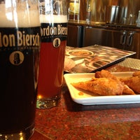 Photo taken at Gordon Biersch Brewery Restaurant by Kelly H. on 4/11/2013