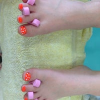 Photo taken at Modern Nails, Hair & Spa by Shannon L. on 5/18/2013