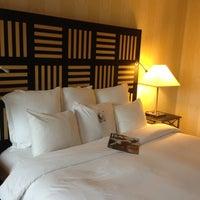 Photo taken at Renaissance Washington, DC Dupont Circle Hotel by Bianca S. on 12/15/2012