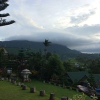 Photo taken at Bhuloolom Resort by NamwHanz M. on 8/9/2016